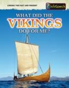Cover-Bild zu What Did the Vikings Do For Me? (eBook) von Raum, Elizabeth