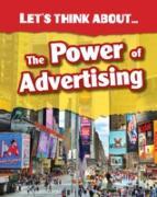 Cover-Bild zu Let's Think About the Power of Advertising (eBook) von Raum, Elizabeth