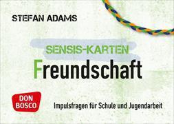 Cover-Bild zu Sensiskarten Freundschaft von Adams, Stefan