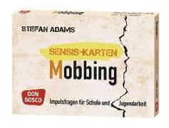 Cover-Bild zu Sensis-Karten Mobbing von Adams, Stefan