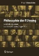 Cover-Bild zu Philosophie der Führung von Frey, Dieter