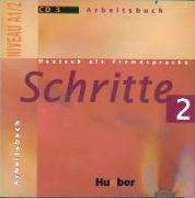 Cover-Bild zu Schritte 2. A1/2. Audio-CDs zum Arbeitsbuch von Bovermann, Monika