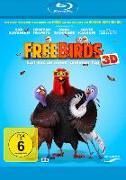 Cover-Bild zu Hayward, Jimmy: Free Birds 3D - Esst uns an einem anderen Tag