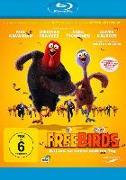 Cover-Bild zu Hayward, Jimmy: Free Birds - Esst uns an einem anderen Tag