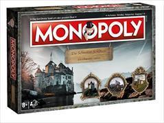 Cover-Bild zu Monopoly Die Schweizer Schlösser