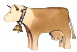 Cover-Bild zu Kuh 2 stehend braun