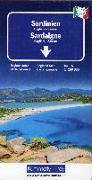 Cover-Bild zu Sardinien Regionalkarte Italien Nr. 16, 1:200 000. 1:200'000
