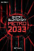 Cover-Bild zu eBook Metro 2033