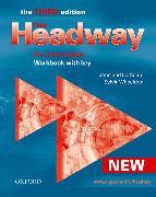 Cover-Bild zu New Headway: Pre-Intermediate Third Edition: Workbook (With Key)