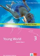 Cover-Bild zu Young World 3. English Class 5. Vocabulary Trainer