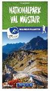 Cover-Bild zu Nationalpark - Val Müstair 37 Wanderkarte 1:40 000 matt laminiert. 1:40'000