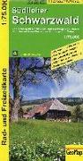 Cover-Bild zu Südlicher Schwarzwald. 1:75'000