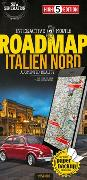 Cover-Bild zu Straßenkarte Italien Nord. 1:500'000