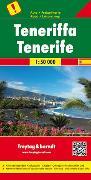 Cover-Bild zu Teneriffa, Autokarte 1:50.000. 1:50'000