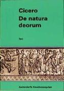 Cover-Bild zu De natura deorum. Text