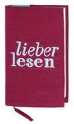 Cover-Bild zu Buchumschlag Lieber Lesen L