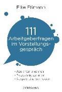 Cover-Bild zu 111 Arbeitgeberfragen im Vorstellungsgespräch