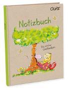 Cover-Bild zu Oups-Notizbuch - grün