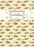 Cover-Bild zu Insel-Bücherei Geschenkpapier Set 2019