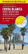 Cover-Bild zu Costa Blanca, Valencia, Alicante, Castellón, Murcia 1:200 000. 1:200'000