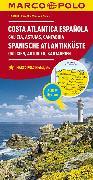 Cover-Bild zu Spanien Spanische Atlantikküste. 1:300'000