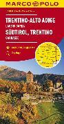 Cover-Bild zu Italien Blatt 3 Südtirol, Trentino, Gardasee. 1:200'000