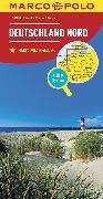 Cover-Bild zu Deutschland Nord. 1:500'000