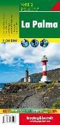 Cover-Bild zu La Palma, Wanderkarte 1:30.000, WKE 2. 1:30'000