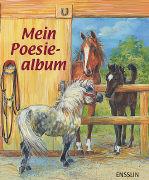 Cover-Bild zu Mein Poesiealbum Pferde und Ponys