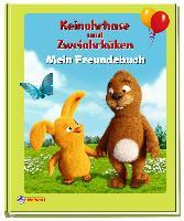 Cover-Bild zu Keinohrhase und Zweiohrküken. Mein Freundebuch