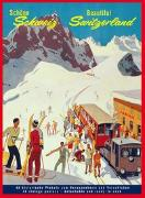 Cover-Bild zu Schöne Schweiz / Beautiful Switzerland
