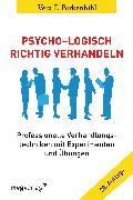 Cover-Bild zu Psycho-Logisch richtig verhandeln
