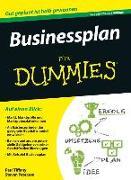 Cover-Bild zu Businessplan für Dummies