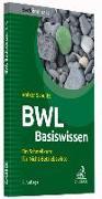 Cover-Bild zu BWL Basiswissen