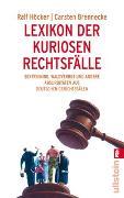 Cover-Bild zu Lexikon der kuriosen Rechtsfälle