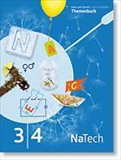 Cover-Bild zu NaTech 3/4. Themenbuch