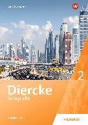 Cover-Bild zu Diercke Geografie 2. Ausgabe 2018. Arbeitsheft. CH