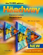 Cover-Bild zu New Headway: Pre-Intermediate Third Edition: Student's Book