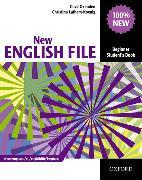 Cover-Bild zu Beginner: New English File: Beginner: Student's Book