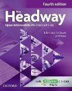 Cover-Bild zu New Headway: Upper-Intermediate B2: Workbook + iChecker with Key