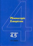 Cover-Bild zu 4. Ausg. 5. Nachtrag: Pharmacopée Européenne