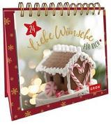 Cover-Bild zu 24 liebe Wünsche für dich