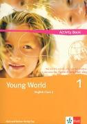 Cover-Bild zu Young World 1. English Class 3. Activity Book