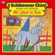 Cover-Bild zu d Schlieremer Chind singed und verzelled Mir gönd in Zoo
