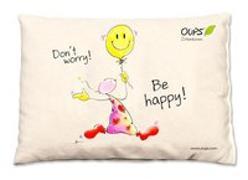 Cover-Bild zu Oups Zirbenkissen - Don´t worry... Be happy!