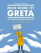 Cover-Bild zu Mein Name ist Greta