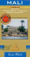 Cover-Bild zu Mali Geographical Map 1 : 2 000 000