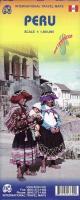 Cover-Bild zu Peru 1 : 1 500 000