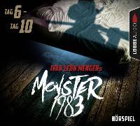 Cover-Bild zu Menger, Ivar Leon: Monster 1983: Tag 6-Tag 10