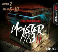 Cover-Bild zu Menger, Ivar Leon: Monster 1983: Staffel II, Folge 6-10